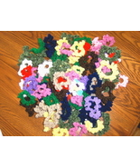 Doll or Dog Hair Crochet Scrunchies  - $3.97