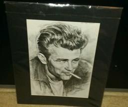 James Dean 2001 Drawing 20x16 - $18.00