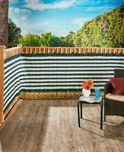 15 Ft. Green Deck, Patio and Fence Privacy Screen - $24.99