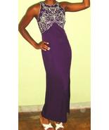 Vintage Purple Scott McClintock Formal Evening ... - $45.00