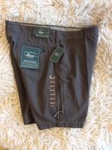 Mens Canvas Terrain Shorts G H Bass Size 42 waist 10 inch inseam Olive B... - $29.99
