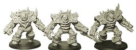 Spellcrow Game Miniatures Plague Obliterated Knights