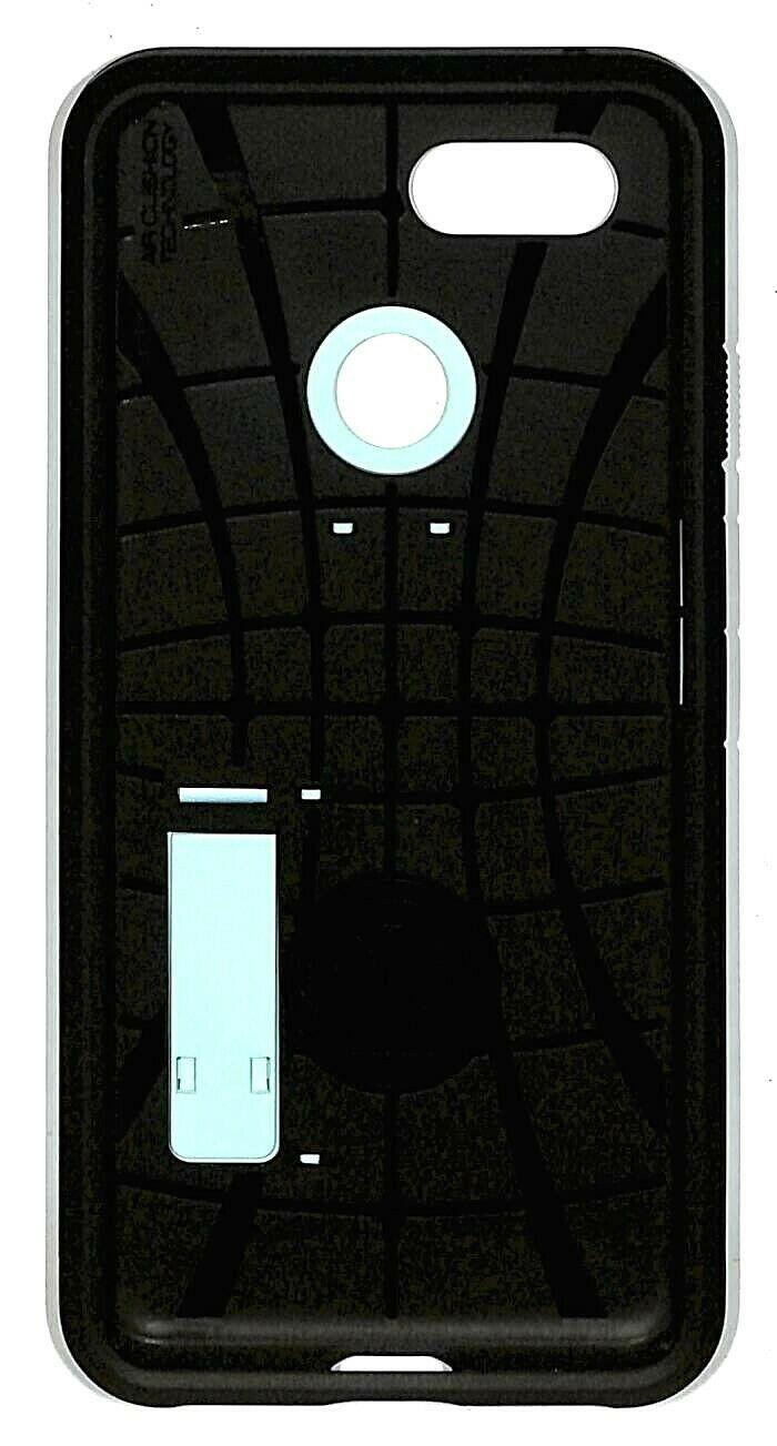 Spigen Tough Armor case For Google Pixel 3 Dual Layer Mint
