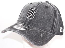 Los Angeles La Clippers Hat Nba Basketball Oem New Era 9TWENTY Adult One Size - $18.88