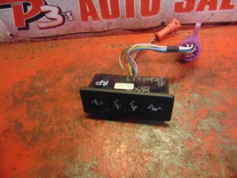 90 89 88 Jaguar XJ6 oem passenger side right front power seat switch - $34.64