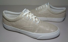 Keds Size 8.5 M ANCHOR SHINE Light Pink Lace Up Sneakers New Women's Shoes - $88.11