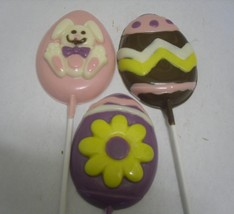 Large Easter Egg Lollipops - $6.00