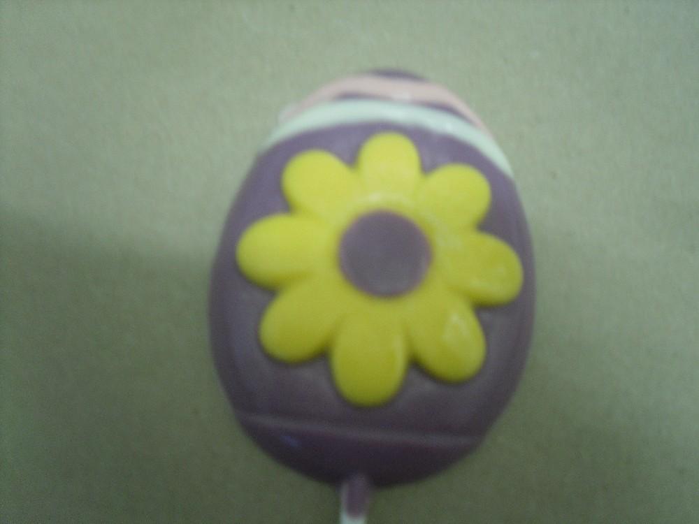 Large Easter Egg Lollipops