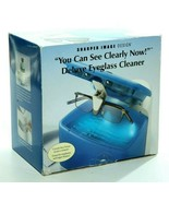 """Sharper Image Deluxe Eyeglass Cleaner """"You Can See Clearly Now"""" (Blue) - $78.64"""