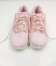 Fila women pink sneaker size 6.5 3CM00172-661 - $18.99