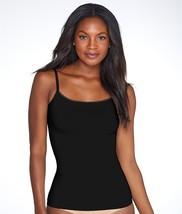 Yummie BLACK Seamless Convertible Shapewear Camisole, US M/L - $20.20
