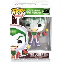 Funko Pop! DC Super Heroes Joker as Santa #35 Christmas Holiday Vinyl Figure image 1
