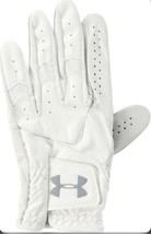 Under Armour CoolSwitch PGA Tiger Golf Glove Left Hand White Mens M/L 12... - $19.10