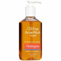 Neutrogena Oil-Free Acne Wash 6 oz - $11.87