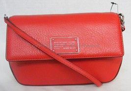 NWT MARC By Marc Jacobs Too Hot To Handle Noa Crossbody In Cambridge Red M000720 - $169.00