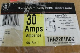 General Electric THN2261RDC Spec-Setter Safety Switch Heavy Duty New image 2
