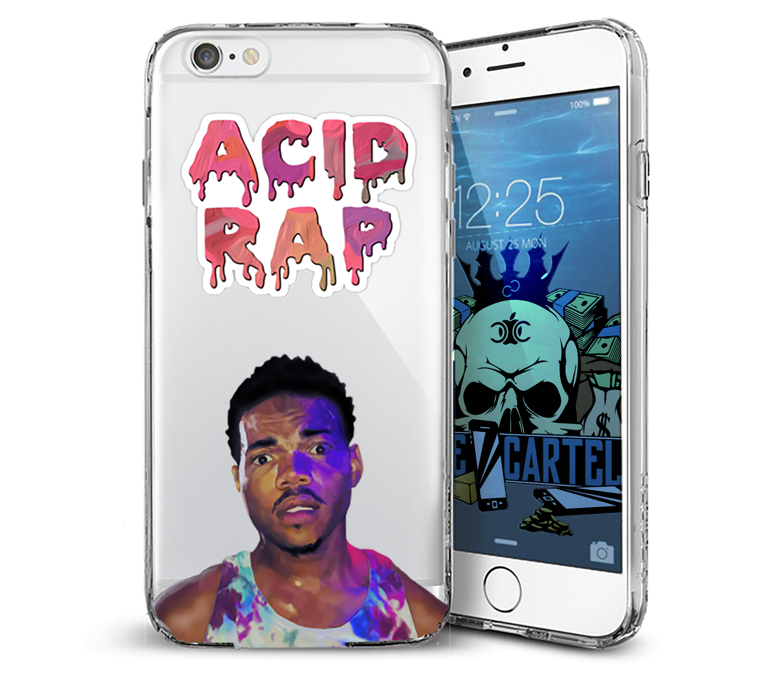 brand new 923e6 0c16f Chance The Rapper Acid Rap Iphone 6 Plus,7 and 50 similar items