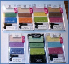 "NEW Wet n Wild ""Limited Edition"" Multi-Color Trio Eyeshadow Palette    F... - $5.50"