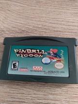 Nintendo Game Boy Advance GBA Pinball Tycoon: Trigger Finger Challenge image 2