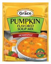 Grace Pumpkin Flavour Soup Mix (Homestyle) 6 Packs - $11.88