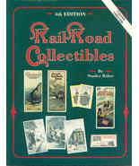 Rail Road Collectibles 1990 Reference Book, 4th ED. - $14.95
