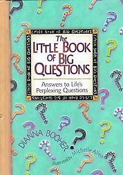 The Little Book of Big Questions-Dianna Booher-NEW HC