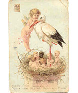 Babies Nestles Food Vintage Black Americana Post Card - $25.00