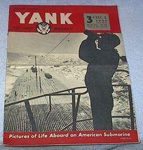 Army Yank Magazine British December 5, 1943 World War 2 - $8.95