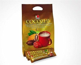 DXN COCOZHI ( COCOA DRINK MIX WITH GANODERMA EXTRACT) 500GM Free Ship - $25.71