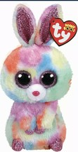 Ty Beanie Boos 37277 Boos Bloomy The Easter Bunny New with Tags - $11.57