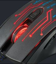 Actto GMSC-16 Gaming Mouse USB Wired 2400DPI 4000FPS image 5
