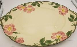 Vintage Franciscan Desert Rose Oval Serving Platter - $24.00