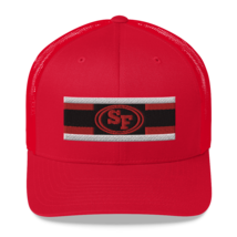 San Francisco / 49ers hat / san Francisco Trucker Cap image 5