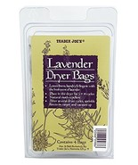 Trader Joe's Lavender Dryer Bags - $10.15