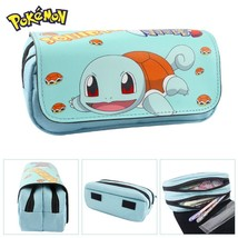 Pokemon Game Theme Pencil Case Pen Bag Squirtle - $19.99