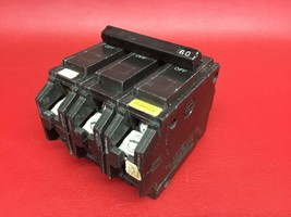 60 Amp 3 Pole Wide General Electric GE Breaker Type THQAL32060 - $27.50