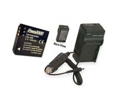 Battery + Charger For Samsung HMX-R10SN/XAC HMXR10SNXAC - $26.97