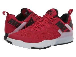 Men's Nike Zoom Domination TR 2 Training Shoes, AO4403 600 Multi Sizes Gym Red/B - $89.95