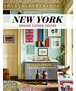 New York Behind Closed Doors [Hardcover] Devlin, Polly and Schlecter, Annie - $14.95