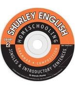 Shurley Grammar Level 2 Introductory CD [Paperback] [Jan 01, 2001] - $39.99