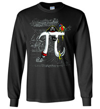 Pirate Pi Day Long Sleeve - $12.95+