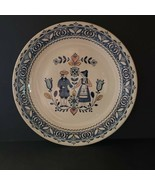 Vintage Johnson Brothers Hearts Flowers Dinner Plate Staffordshire Old G... - $19.99