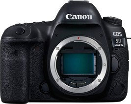Canon Eos 5D Mark Iv Dslr Camera (Body Only) - $2,759.28
