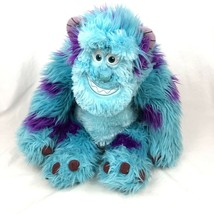 "Sully Monsters Inc Disney Plush Pixar Extra Large Sulley Stuffed Animal 18"" - $24.74"