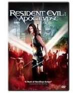 Resident Evil: Apocalypse DVD 2 Disc Special Edition ( Ex Cond.) - $13.80