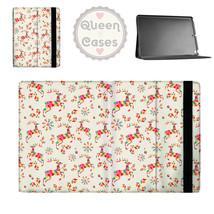 Colorful Geometric Reindeer Tablet Flip Case - $29.99+