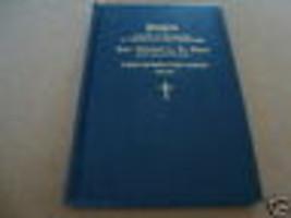 Prières Aumônier De Sénat Nous 1973-1974 Signé Elson - $69.48