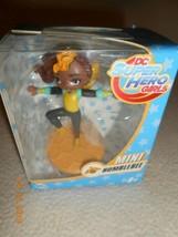 DC Superhero Girls Bumblebee Mini Figure DC Comics Figurine Toy - $7.43