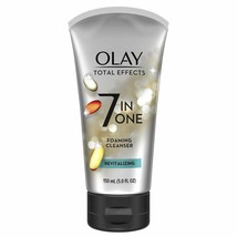 Olay Total Effects Revitalizing Foaming Face Cleanser, 5.0 oz - $11.29