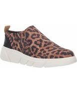Womens Franco Sarto Beil Slip On Sneaker - Camel Fabric, Size 9.5 M US - $124.99